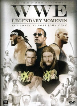 WWE Legendary Moments: As Chosen By John Cena
