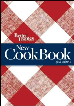 Better Homes and Gardens New Cook Book (Paperback)