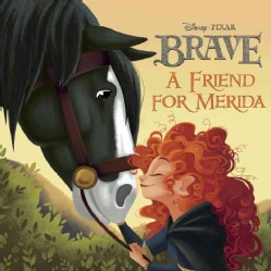 A Friend for Merida (Paperback)