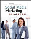 Social Media Marketing: An Hour a Day (Paperback)