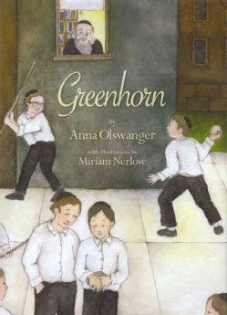Greenhorn (Hardcover)