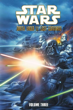 Star Wars: Darth Vader and the Lost Command 3 (Hardcover)