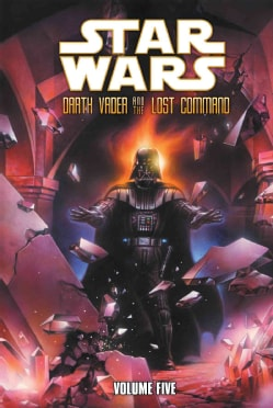 Star Wars: Darth Vader and the Lost Command 5 (Hardcover)