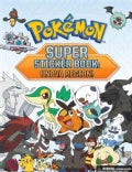 Pokemon Super Sticker Book: Unova Region! (Paperback)