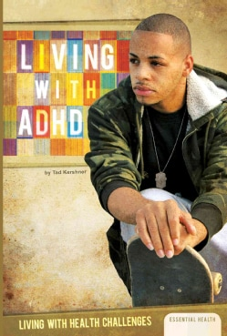 Living with ADHD (Hardcover)