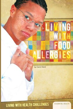 Living with Food Allergies (Hardcover)