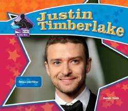 Justin Timberlake: Famous Entertainer (Hardcover)