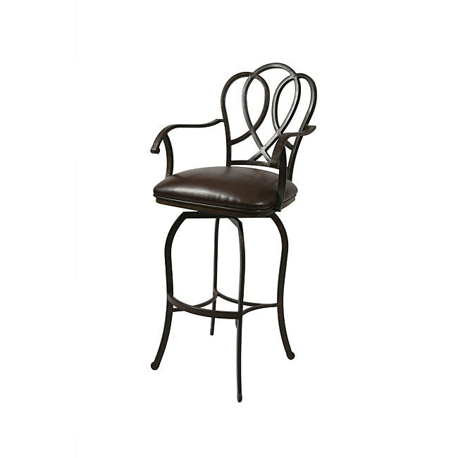 Oxford 30-inch Swivel Bar Stool