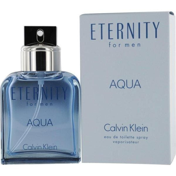 Calvin Klein Eternity Aqua Men's 3.4-ounce Eau de Toilette Spray