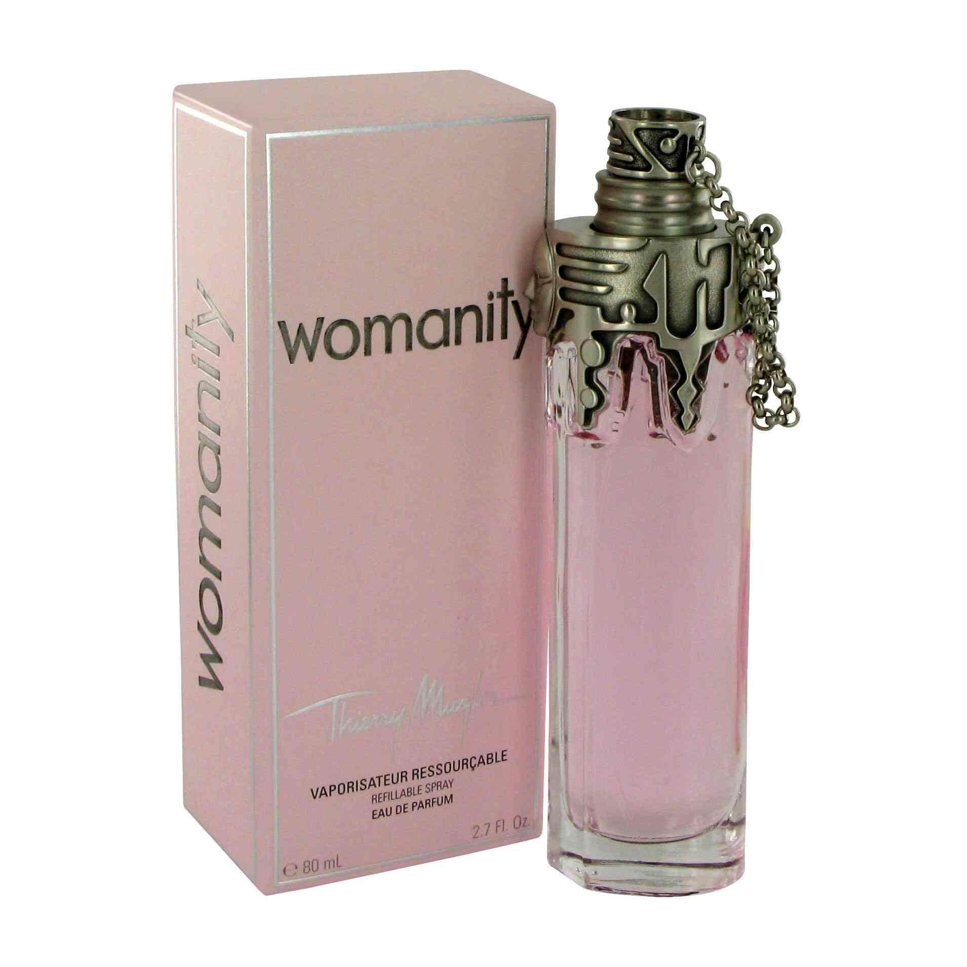 thierry mugler 39 womanity 39 women 39 s 2 7 ounce eau de parfum spray overstock shopping big. Black Bedroom Furniture Sets. Home Design Ideas