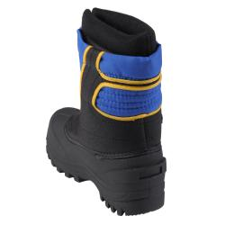Itasca Kid's Snow Stompers Removable Liner Blue Snow Boots