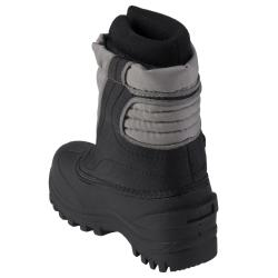 Itasca Kid's Snow Stompers Removable Liner Gray Snow Boots