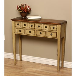 Humphrey Light Pearl Huntboard Console Table (Indonesia)