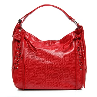 B-Collective's Shoestring Hobo Bag