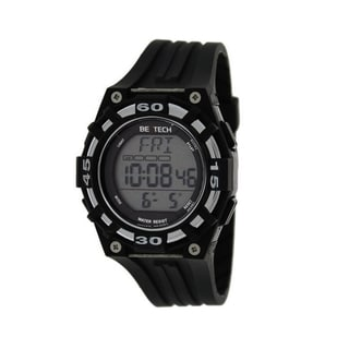 Beatech Black Heart Rate Monitor Watch with Russell Athletic 3-piece Work-out Set