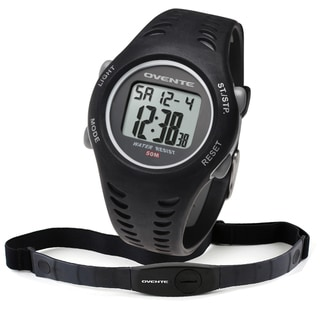 Ovente BHS7000 Heart Rate Monitor with Chest Strap (Beatech Collection)