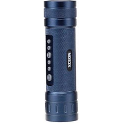 XCEON Acouztic Blue Music/ Light Bicycle Flashlight