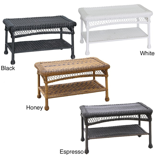Wicker Lane Wicker Patio Coffee Table at Sears.com