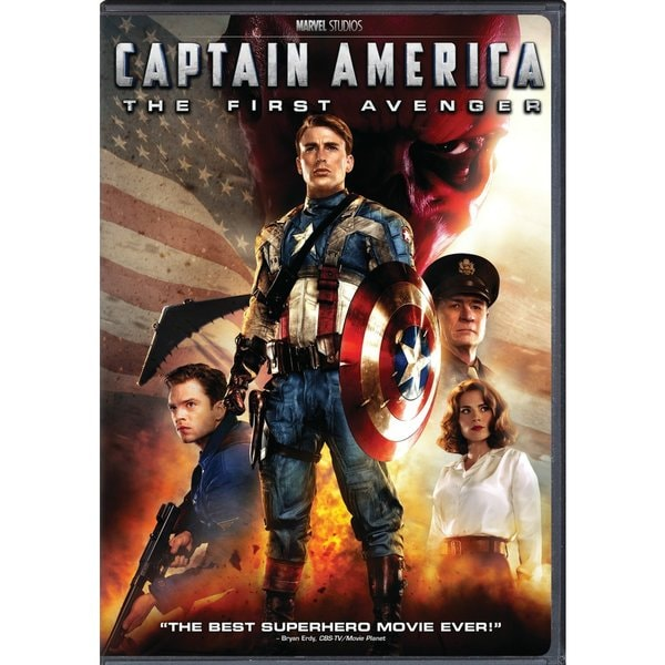 Captain America: The First Avenger (DVD) 8405429