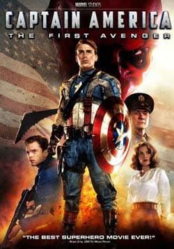 Captain America: The First Avenger (DVD)