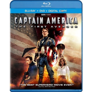 Captain America: The First Avenger (Blu-ray/DVD)