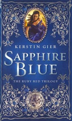 Sapphire Blue (Hardcover)