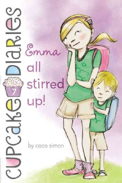 Emma All Stirred Up! (Paperback)