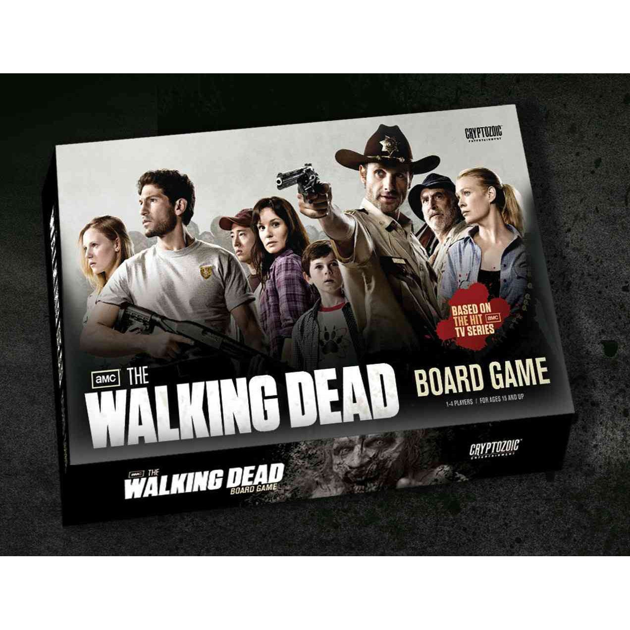 The Walking Dead Board Game (Game)