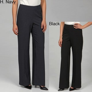 Counterparts Women's Slimming Hollywood Waist Dress Pants