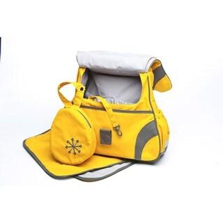 Go-Go Babyz Sidekick Bliss Nylon Diaper Bag and Baby Carrier