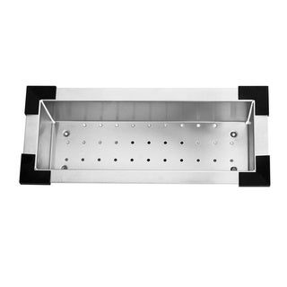 Vigo Kitchen Sink 20-inch Long Colander