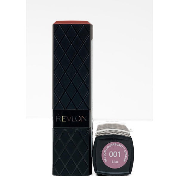 Revlon Colorburst #01 Lilac Lipstick (Pack of 4)