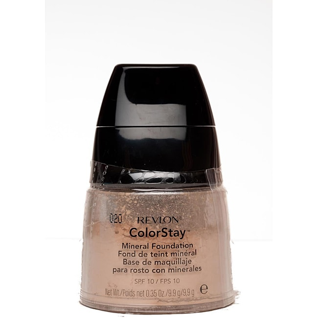Revlon Colorstay Light Mineral Foundations (Pack of 4)