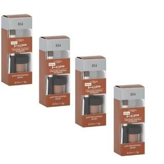L'Oreal HIP #854 Progressive Shocking Shadow Pigments (Pack of 4)