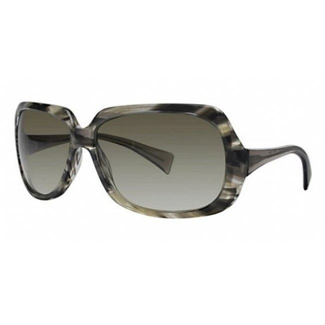 Vera Wang Ebony Tortoise Plastic Sunglasses