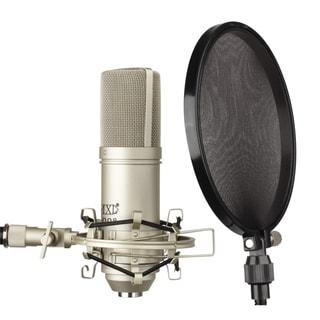 MXL MXL 2008/PF001 Microphone & Pop Filter Bundle
