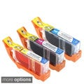 Canon MX860/ MP990/ CLI-221 Cyan/ Magenta/ Yellow Ink Cartridges