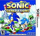 NinDS 3DS - Sonic Generations
