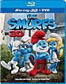 The Smurfs 3D (Combo) (Blu-ray/DVD)