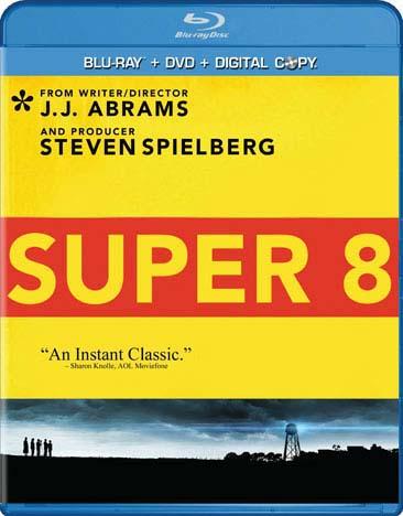 Super 8 (Blu-ray/DVD)