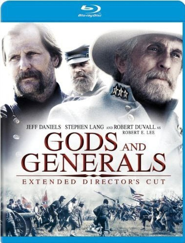 Gods and Generals: Extended Director's Cut (Blu-ray Disc)