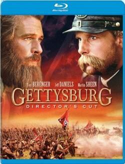 Gettysburg: Director's Cut (Blu-ray Disc)