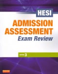 Admission Assessment Exam Review (Paperback)