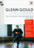 Glenn Gould On Television: The Complete CBC Broadcasts (DVD)