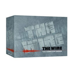 The Wire: The Complete Series (DVD)
