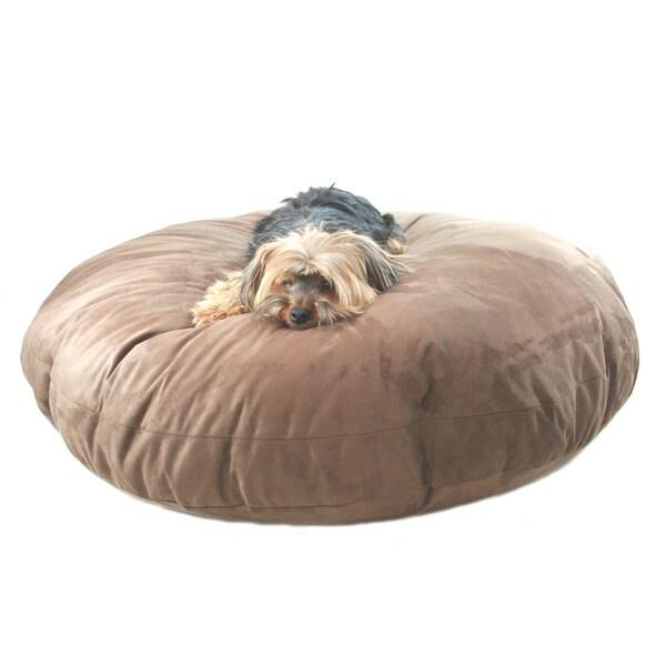 Heavy Duty Nylon Round Dog Bed