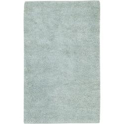 Hand-woven Phoenix Wool Rug (8'x10'6)