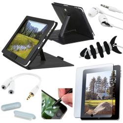 Case/ Screen Protector/ Stylus/ Headset/ Headset Splitter for Apple iPad