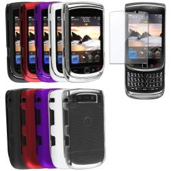 Cases/ Screen Protector for BlackBerry Torch 9800