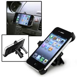 Car Air Vent Mounted Holder Cradle for Apple iPhone 4